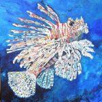 Lionfish Artwork