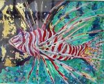 Golden Lionfish