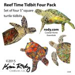 reef time 4 pack tidbit
