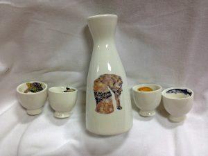 round sake test 2
