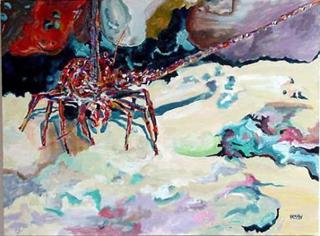 She S Got Legs Kim Rody Ocean Art