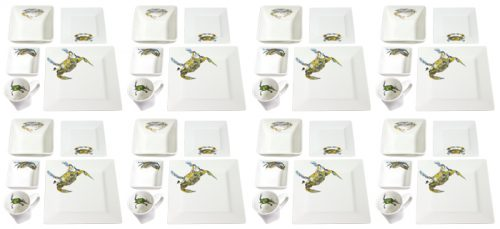 Individual Place Setting Pieces
