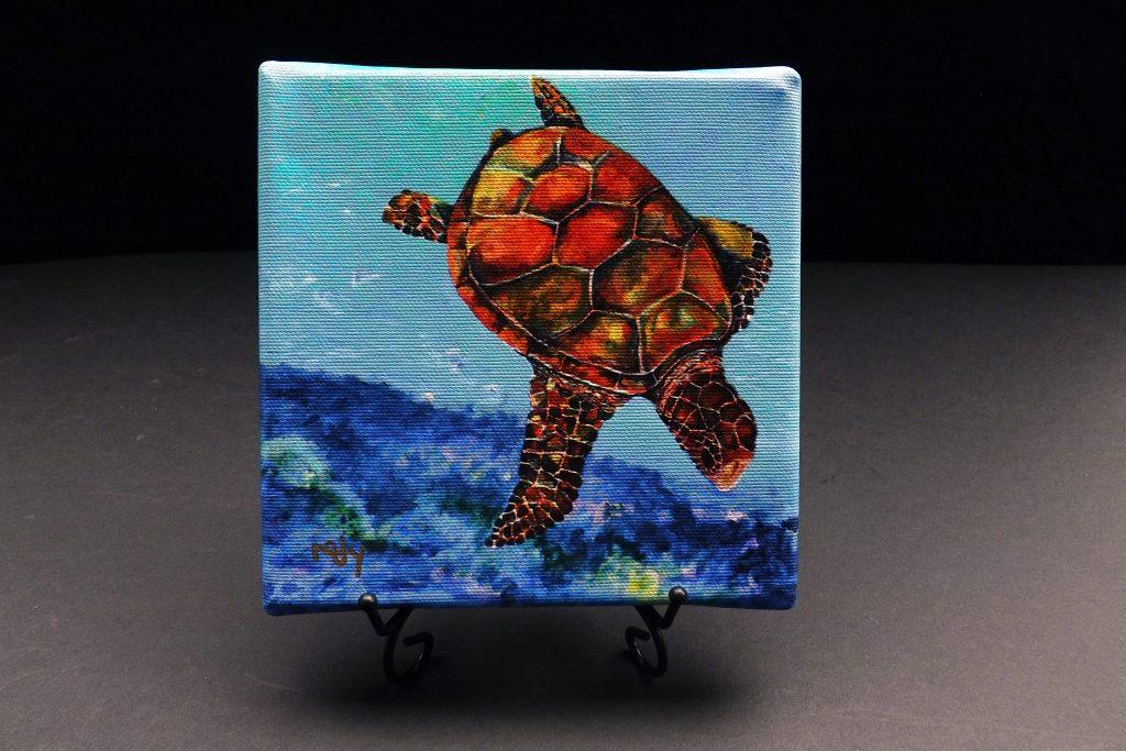 6x6_Freestyle Turtle