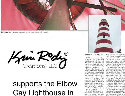 Elbow Cay Lighthouse – Keeping the Light On!