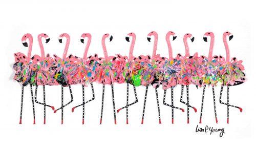 Flamingo Artwork