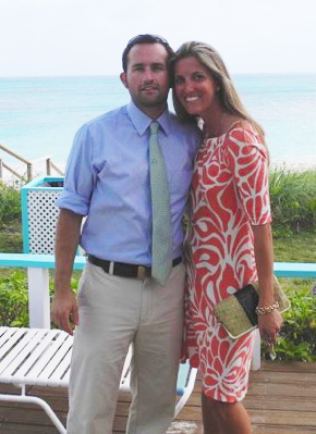 Mike and Trish