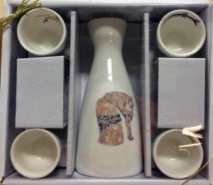 round sake test
