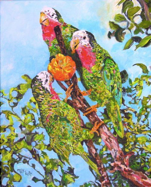 Birds Artwork